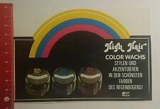 ADESIVI/Sticker: Wella High Hair color cera (100916140)