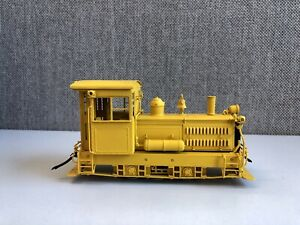 Accucraft Plymouth Diesel Switcher 0-4-0 On3 Or On30