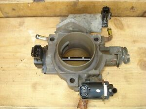 Drosselklappe Mazda 3 (BK) 1,6  77KW/105PS Bj.03-09  Z601  6170