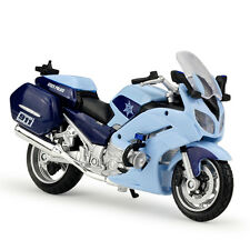 1:18 Maisto YAMAHA FJR1300A police Motorcycle Bike Model New in box A#