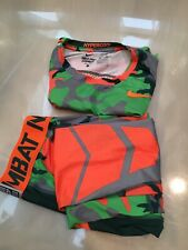 Nike Pro Combat Shirt  00004000 And Pants