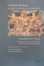 DE MATTEIS TRINCHESE CIMITILE DI NOLA INIZI DELL'ARTE CRISTIANA... ATHENA 2004