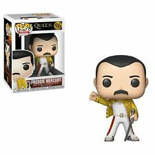 Funko Pop Rocks: Queen - Freddie Mercury Vinyl Figure Item #33732