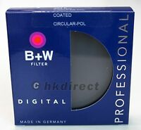 B+W 39mm Circular Polarizing SC Single Coated F-PRO CPL Filter Free Shipping