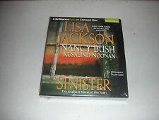 Sinister with Lisa Jackson, Nancy Bush, & Rosalind Noonan/Unabridged Audiobook