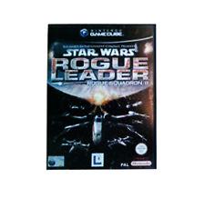 STAR WARS ROGUE LEADER ROGUE SQUADRON II 2 NINTENDO GAMECUBE PAL Boxed no manual