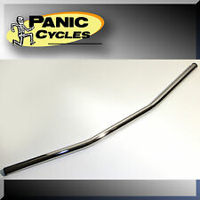 "Manillar 7/8"" STD Drag Bar Cromo Triumph Norton HONDA cafe racer bobber chopper"