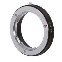 Minolta MD Lens to Canon EOS EF Adapter Fr 5D Mark III II 6D 7D 700D 60D 70D 80D