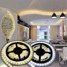 12V 3528 5050 LED Flexible Strip Light RGB White Warm White Waterproof Lamp