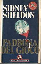 PADRONA DEL GIOCO - SIDNEY SHELDON