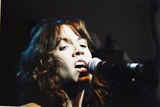Photo of Sheryl Crow in concert original 12 x 8 inches by Mel Longhurst