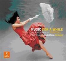 Christina Pluhar/l'arpeggiata - Music For A While - Improvisat NEW CD