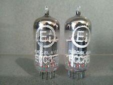 1 x ECC85 - 6AQ8 EI valvula nueva new tube röhre NOS tested