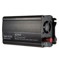 300W Car Power Inverter 12V DC to 220V ac modified sine wave Inverter Electronic