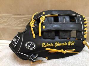 "Spalding Roberto Clemente 12.5"" Pro Select Baseball Softball Glove Right Throw"