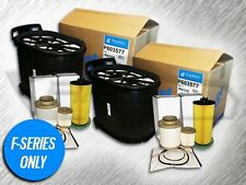 6.0L TURBO DIESEL 2 AIR FILTERS 2 OIL & 2 FUEL FILTER KITS - REPLACES FA1746