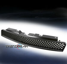 2006-2013 CHEVY IMPALA/2014-2015 LIMITED UPPER HOOD MESH GRILLE GRILL ABS BLACK
