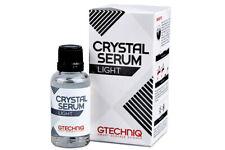 Gtechniq Crystal Serum Light High Quality Deep Gloss Ceramic Coating - (30ml)