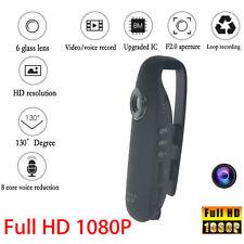 HD 1080P 130 ° мини видеокамера видеорегистратор полиция тело мотоцикл велосипед камера с детектором движения