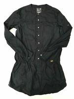 G-Star Dress 'BOSTON DRESS L/S WMN' Black Size M