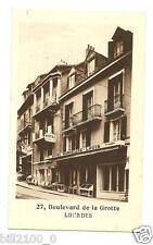 PUB . Hôtel Marceline-Louis à Lourdes