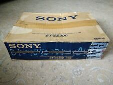 More details for sony fm stereo am tuner st-se300
