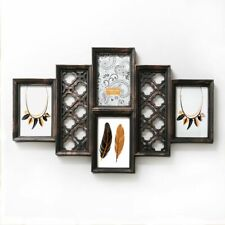 Fashioncraft Antique Copper Collage Frame Home Accessory Wall & Tabletop Décor