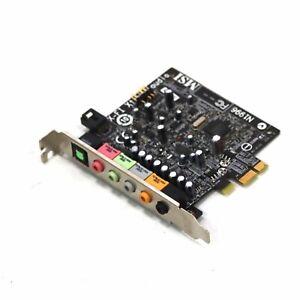 MSI MS-4132 PCIe Xtreme Audio Card