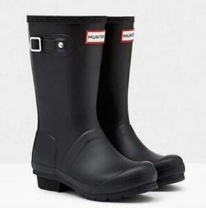 Hunter Kids Infants Original Wellington Boots Wellies Size UK 8k