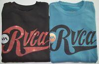 Men's RVCA Artist Network Program Crew Neck Sweatshirt