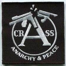 CRASS BLACK PATCH (MBP 220)