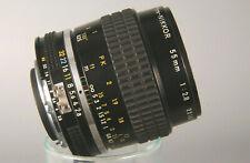 # MICRO NIKKOR 55 F/2,8 AI-S AIS Nikon Manual TOP!!! #