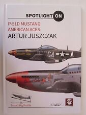P-51D Mustang American Aces by Mushroom Model Publications - Color Profiles