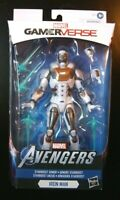 Marvel Legends GAMERVERSE IRON MAN STARBOOST action figure (Target Exclusive!)
