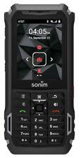 "2.64"" Sonim XP5s XP5800 Dual-SIM 16GB Black Rugged AT&T Unlocked 4G GSM"
