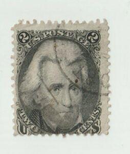 USA - 2 Cent Andrew Jackson Briefmarke Scott 73