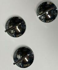 Set Of 3 Commercial Stove Knob Vulcanwolf American Range Imperial Atosa