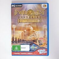 Jewel Quest Mysteries Trial Of The Midnight Heart PC Game - Free Postage