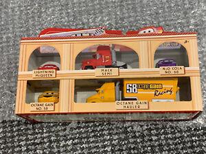 Disney Pixar Cars Mini Adventures Piston Cup Gift Pack BNIB VHTF