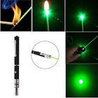 Powerful Green Laser Pointer Pen Visible Beam Light  Lazer High Power  CY