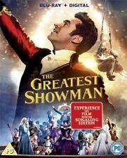 The Greatest Showman [2017] (Blu-ray + Digital Download + 4K