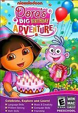 Dora Big Birthday Adventure (PC) NEW-SEALED-