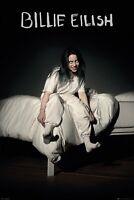 Billie Eilish  Bed (Bravado) maxi poster 61cm x 91.5cm  LP2127