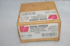 FEDERAL SIGNAL DIVISION VALS-120R STROBE