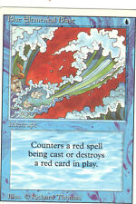 4 X Blue Elemental Blast MTG Magic the Gathering -- Revised (3rd)