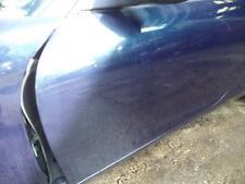 PORSCHE Boxster 986 N/S Lato Passeggero Porta Shell Ocean Blue Metallic S121CCD