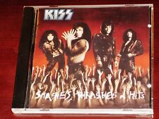 KISS: Smashes, Thrashes & Hits CD 1988 PolyGram / Mercury Records USA 836 427-2