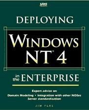 Deploying Windows Nt 4 in the Enterprise