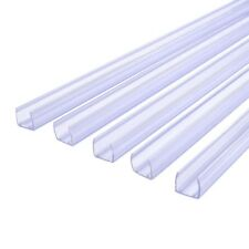 """DELight® 10x 39"""" Channel Mounting Holder Accessories 32' PVC ACC Neon Rope Light"""