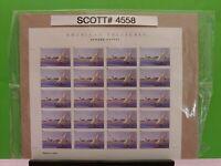 Scott # 4558-American Treasures Series- Edward Hopper-Painter-Sheet of (20)